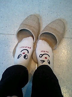 靴下のピッピ