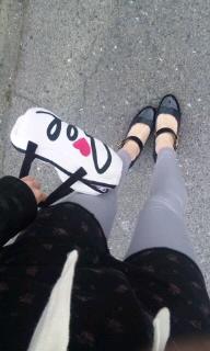 靴ゆるいよね